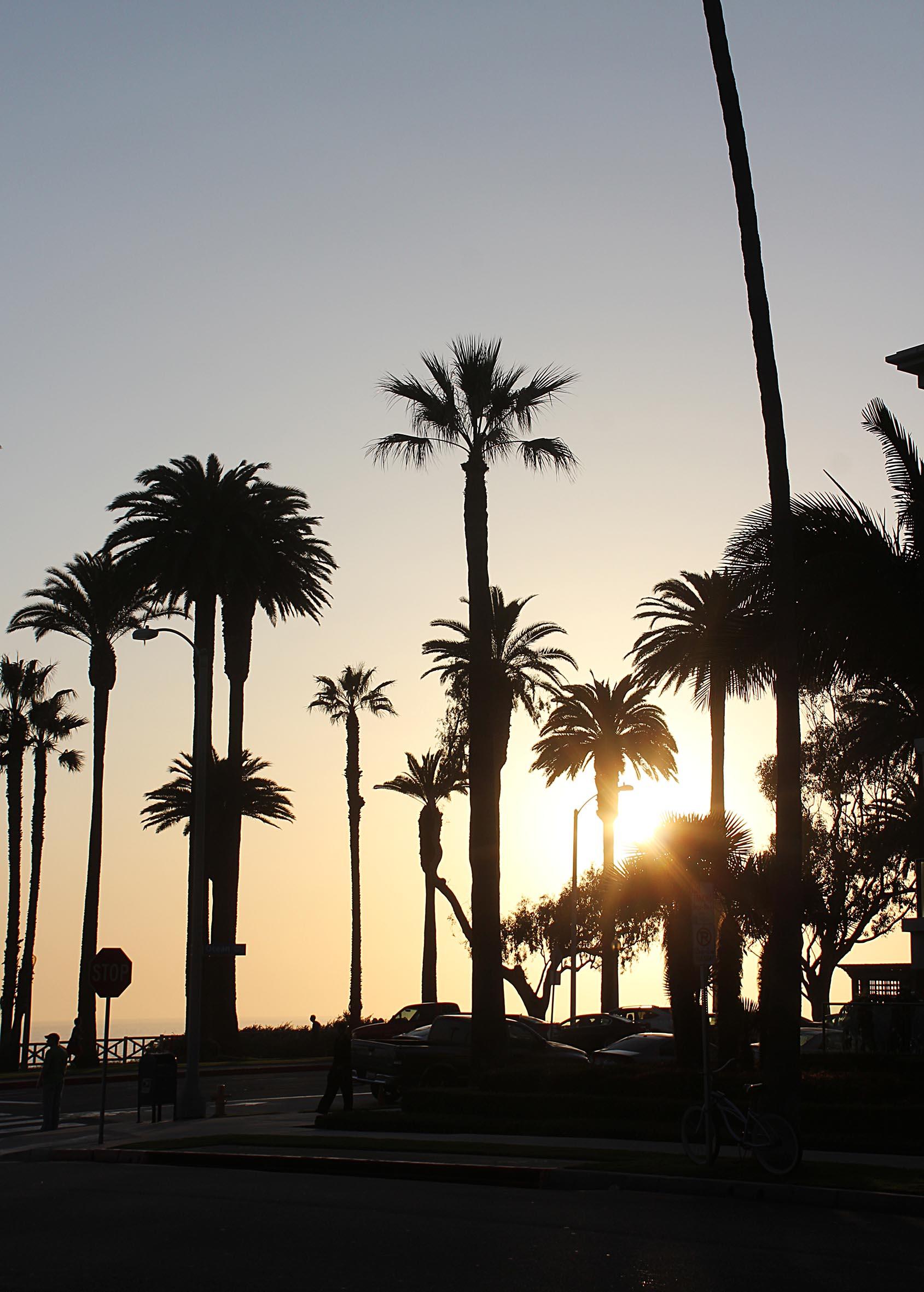 Day 1 Arriv 233 E 224 Los Angeles Santa Monica